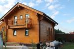 Проект каркасно-щитового дома «Верево»
