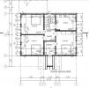 Проект каркасно-щитового дома «Елизаветино»