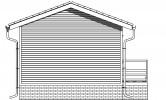 Проект дома из бруса «Войскорово»