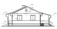 Проект дома из бруса «Кондратьево»