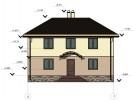 Проект каркасно-щитового дома «Ильичево»