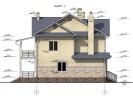 Проект дома из бруса «Зеленец»